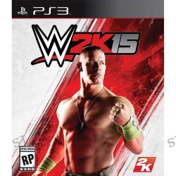 Take-Two  WWE 2K15 (PS3) 47429 B&H Photo Video