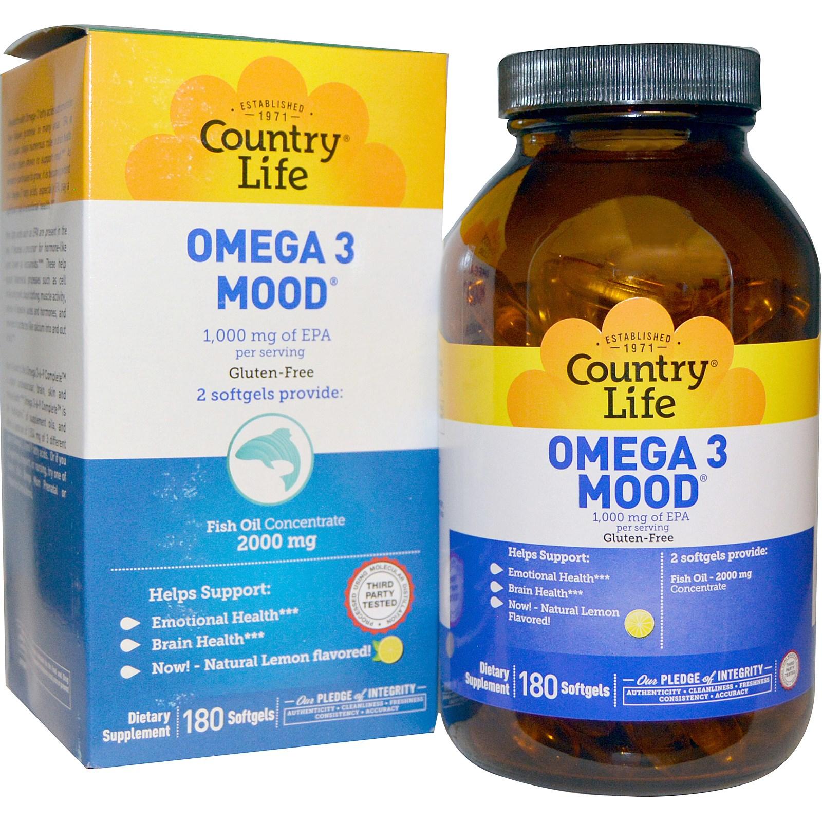 Omega mood