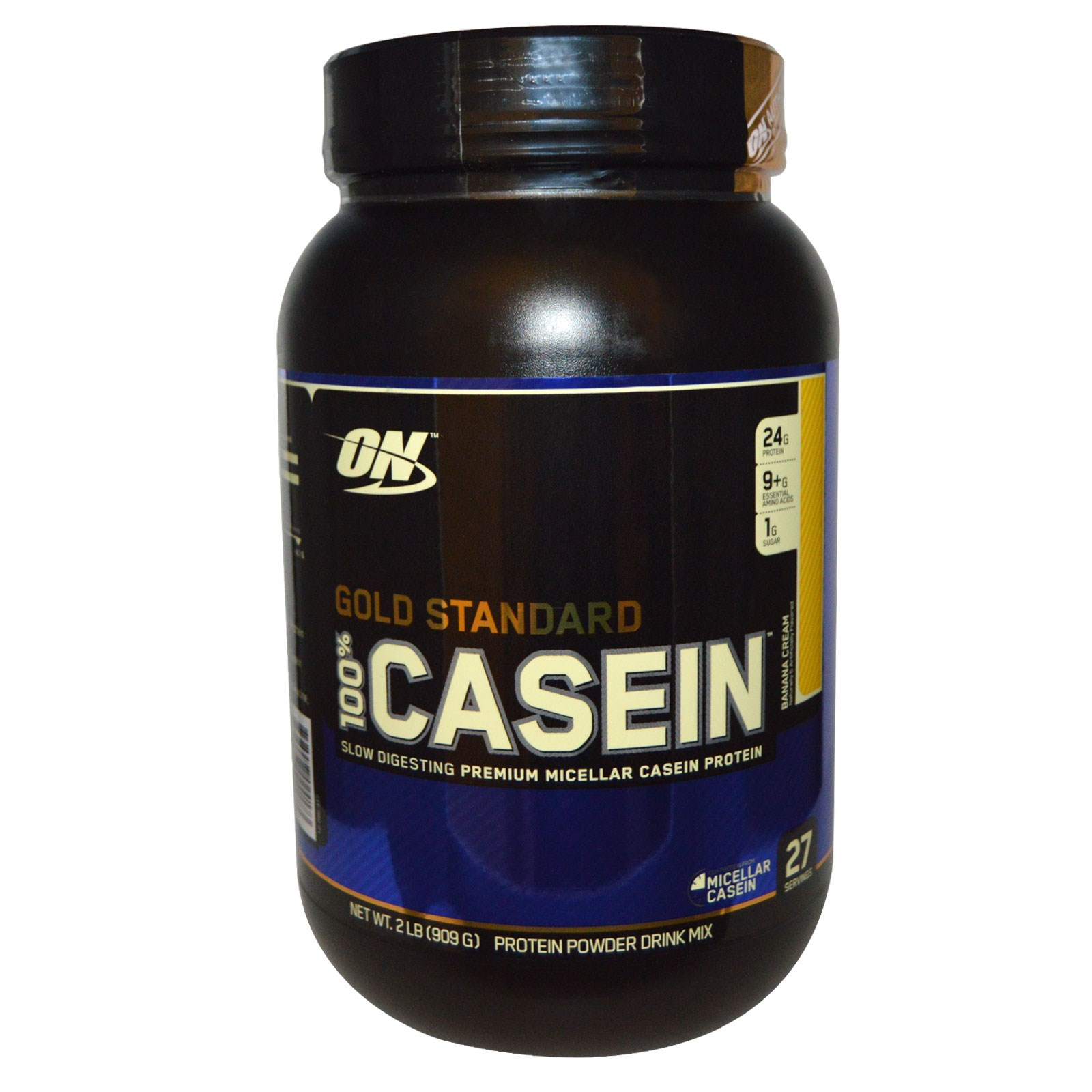Gold standard casein protein powder