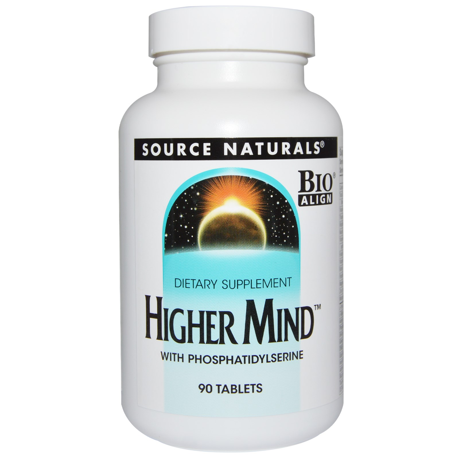 Source naturals higher mind