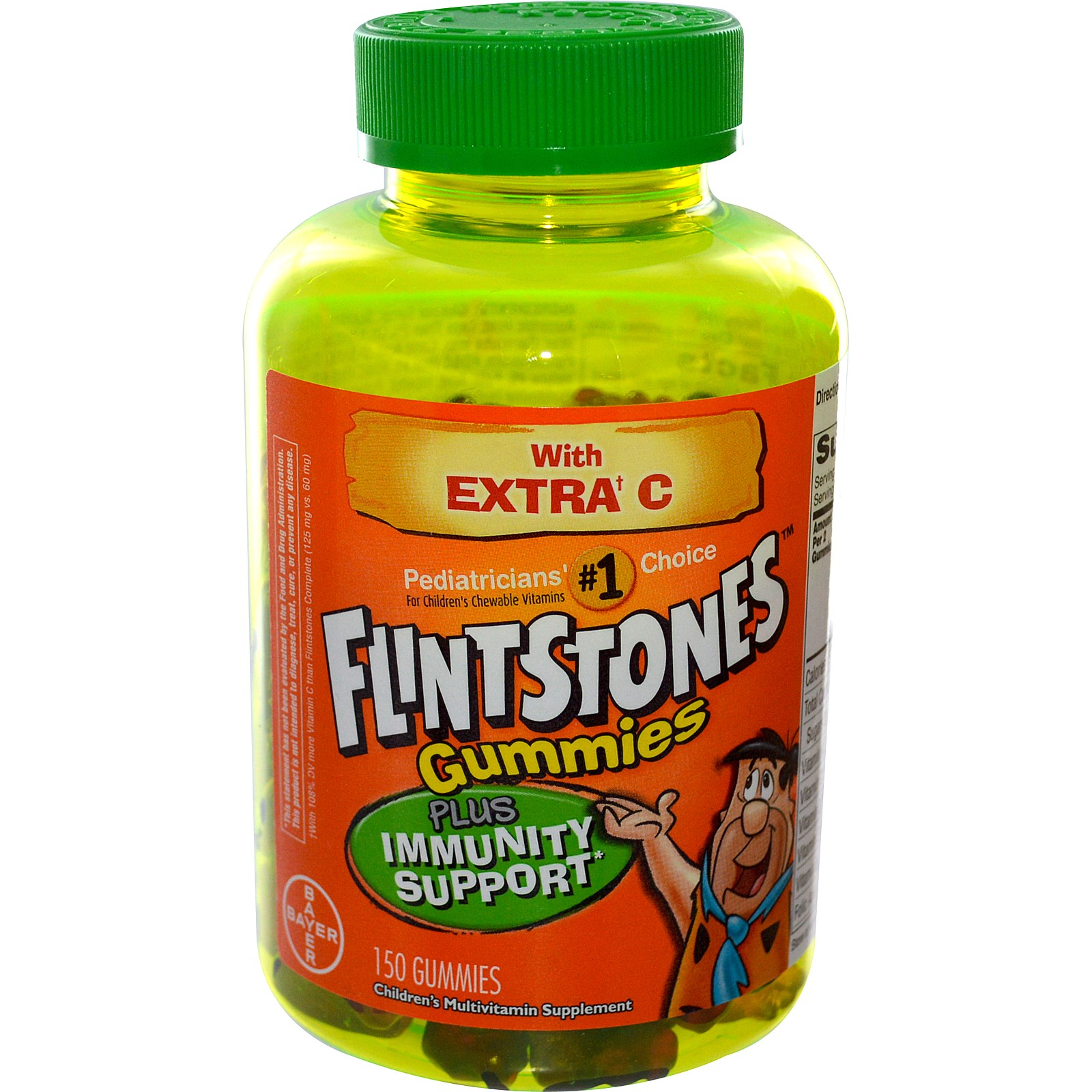 Flintstones multivitamin for adults