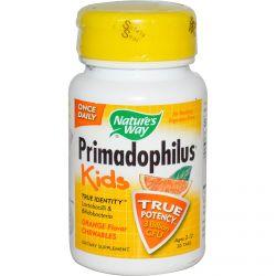 Nature S Way Primadophilus Kids Orange