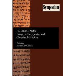 christian early essay jewish mysticism now paradise series symposium