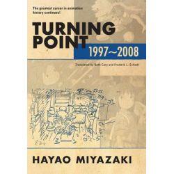 Turning Point 1997-2008, Turning Point: 1997-2008 by Hayao Miyazaki, 9781421560908.