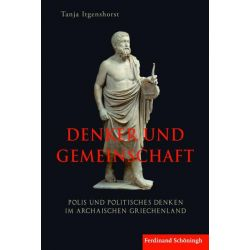 Bücher: Denker und Gemeinschaft  von Tanja Itgenshorst