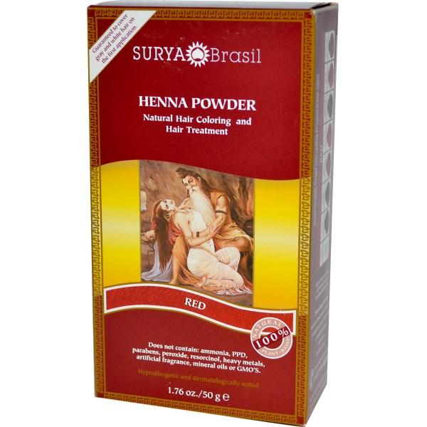 Henna Color Treatment Makedes