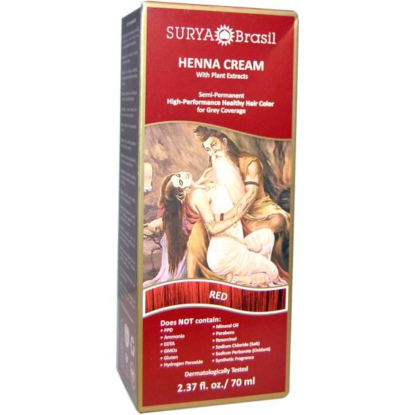 surya brasil henna cream instructions
