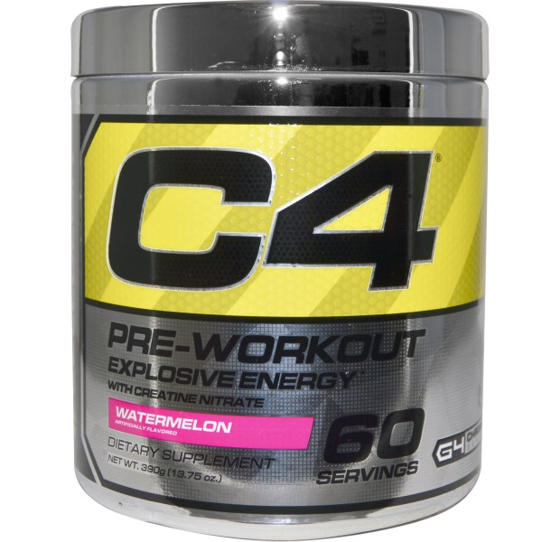 Cellucor, C4, Pre-Workout, Explosive Energy, Watermelon, 13.75 oz (390 g) na Bazarek.pl