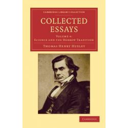 Collected essays by thomas henry huxley cambridge