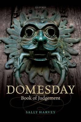 Domesday, Book of Judgement by Sally Harvey, 9780199669783
