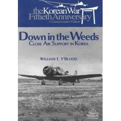 Down in the Weeds, Close Air Support in Korea by William T Y'Blood, 9781508778950. Po angielsku