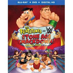 Flintstones And WWE, The: Stone Age Smackdown! (Blu-ray + DVD + UltraViolet) (Blu-ray )