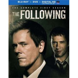 Following, The: The Complete First Season (Blu-ray + DVD + UltraViolet) (Blu-ray  2013)