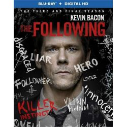 Following, The: The Complete Third Season (Blu-ray + UltraViolet) (Blu-ray  2015)