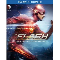 Flash, The: The Complete First Season (Blu-ray + UltraViolet) (Blu-ray  2014)