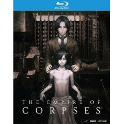Project Itoh: Empire Of Corpses (Blu-ray + DVD + UltraViolet) (Blu-ray  2016)