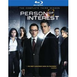 Person Of Interest: The Complete Third Season (Blu-ray )