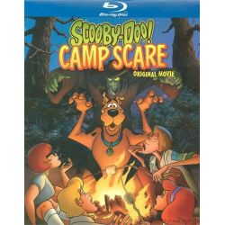 Scooby-Doo!: Camp Scare (Blu-ray  2010)