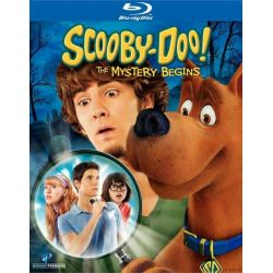 Scooby-Doo!: The Mystery Begins (Blu-ray  2009)