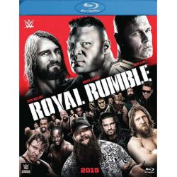WWE: Royal Rumble 2015 (Blu-ray  2015)