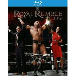 WWE: Royal Rumble 2016 (Blu-ray  2015)