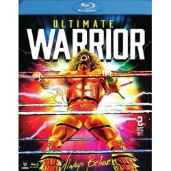 WWE: Ultimate Warrior - Always Believe (Blu-ray  2014)