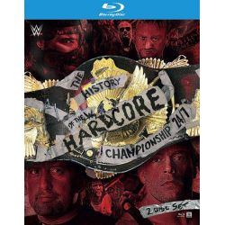 WWE: The History Of The WWE Hardcore Championship: 24/7 (Blu-ray )