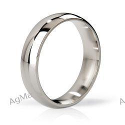Mystim - Pierścień erekcyjny - His Ringness Earl polerowany 55mm