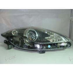 Renault Laguna II Coupe prawa lampa przód - xenon