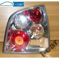 PRAWA lampa VW POLO tuning biała clear