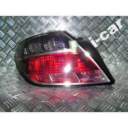 Opel ASTRA III ciemna lewa lampa ORYGINAŁ - FV