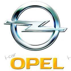 Opel OMEGA VECTRA klocki hamulcowe tył