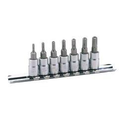Zestaw kluczy TORX T10-T40 5-kątnych z zabezpiecze 71394 DRAPER Narzędzia i sprzęt warsztatowy