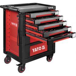 YATO YATO YT-55292 SZAFKA SERWISOWA ZE 189 NARZĘDZIAMI