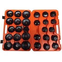 Zestaw kluczy 30 el. nasadowych do filtrów BASS POLSKA