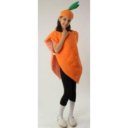 Strój MARCHEWKA kostium karotka warzywa bal