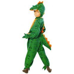 Strój SMOK 134/140 kostium DINOZAUR potwór bal