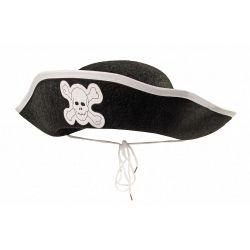 Kapelusz PIRATA kostium piracki korsarz strój bal