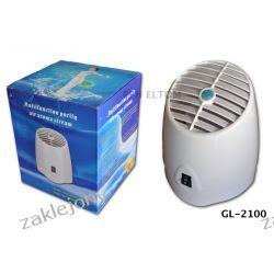 Ozonator powietrza z funkcją jonizacji i aromaterapii GL-2100 Zdrowie i Uroda