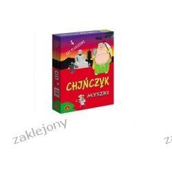 Gry Planszowe, Chińczyk, Myszki ALEXANDER