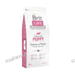 Brit Care - Grain-Free Puppy Salmon & Potato 1kg