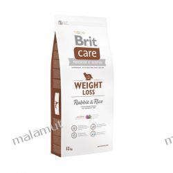 Brit Care - Weight Loss Rabbit & Rice 3kg