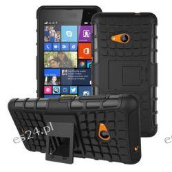 Panel ochronny silikonowa hybryda dla Microsoft Lumia 535