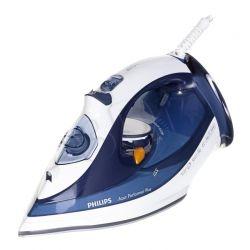 Żelazko parowe Philips Azur Performer Plus (GC4512 / 20)(2400W  / biało-niebieski)...