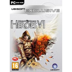 Gra PC UEXN Heroes of Might & Magic 6    (Might & Magic: Heroes VI)...