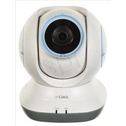 D-LINK DCS-855L Elektroniczna niania z kamerą EyeOn Baby Monitor HD 360...