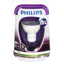 Philips żarówka LED 8718696483763 (reflektor 250lm 3 5W GU10 biały)...
