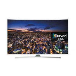 TV 40  LCD LED Samsung UE40JU6510 (Tuner Cyfrowy 1100Hz Smart TV USB LAN WiFi Bluetooth)...