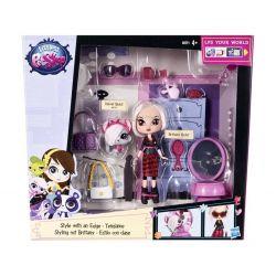 Hasbro Littlest Pet Shop Blythe Mini Laleczka B0286...