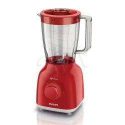 Blender stojący Philips HR2105 / 50 (400W / czerwony)...